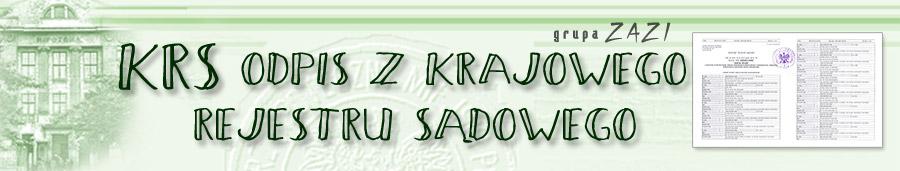 ODPIS KRS BYDGOSZCZ